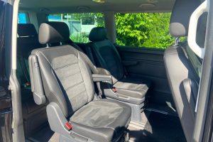 VW T6 Multivan lang - innen