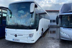 Mercedes Tourismo II - außen