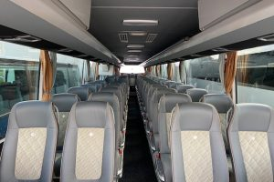 Mercedes Tourismo II - innen