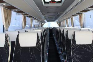 Mercedes Tourismo I - innen