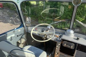 Setra S6 Oldtimer - Cockpit